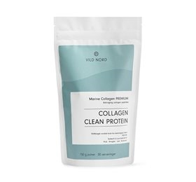 Marine Collagen Clean Protein, 150g, VILD NORD